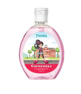 Шампунь-кондиционер для волос для девочек Garnyunya