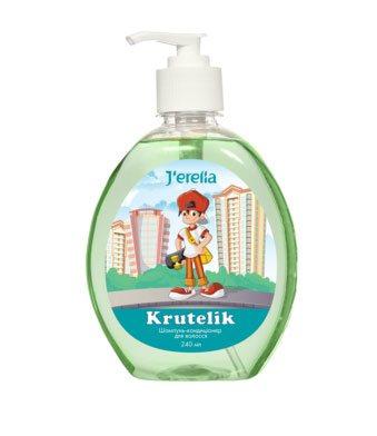 Шампунь-кондиционер для волос для мальчиков Krutelik
