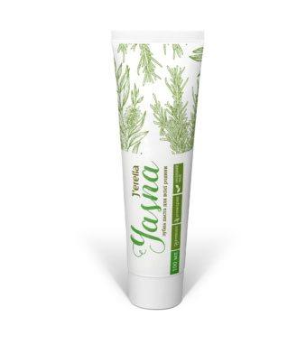 Зубная паста для всей семьи с экстрактом розмарина, зеленого чая и прополиса