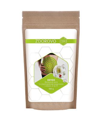 Detox. Снижение веса и оздоровление кишечника с Омега 3-6-9