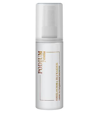 Тоник-основа под макияж с алоэ и гиалуроновой кислотой
