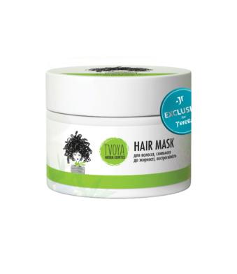 Маска экстра - свежесть для жирных волос