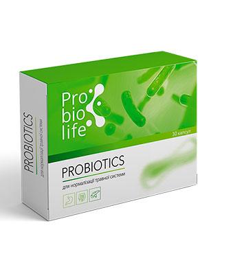 Пробиотики для нормализации пищеварительной системы