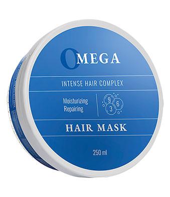 Маска для волос. Hair mask with Omega